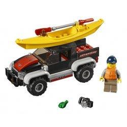 Lego® City Great Vehicles Baidarių žygio nuotykiai