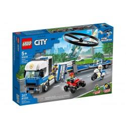 Lego® City Policijos transporto sraigtasparnis