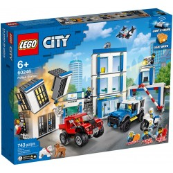 Lego® City Policijos nuovada