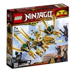 Lego® NINJAGO® Auksinis drakonas
