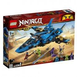 Lego® NINJAGO® Jay audros kovotojas