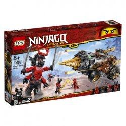 Lego® NINJAGO® Cole Žemės grąžtas