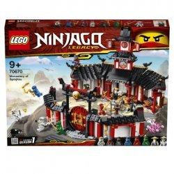 Lego® NINJAGO® Spinjitzu vienuolynas