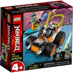 Lego® NINJAGO® Cole lenktynių automobilis