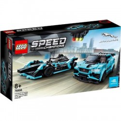 Lego® Speed Champions Formula Racing GEN2 & Jaguar I-PACE Etrophy