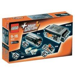 Lego® Technic Power Functions: variklių rinkinys