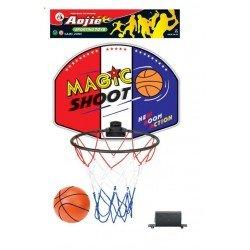 Ao JIE lenta krepšinio su kamuoliu 40x31cm aj3030bk