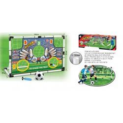 Ao JIE rinkinys futbolo mokymosi 122x81x57 cm AJ2316SG