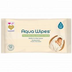 Aqua WIPES drėgnos servetėlės 12vnt . AQW12F12P