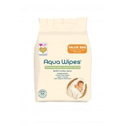 Aqua WIPES drėgnos servetėlės 4x64vnt . AQW64F4B