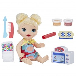 Baby ALIVE lėlytė Snackin treat baby E1947ES0