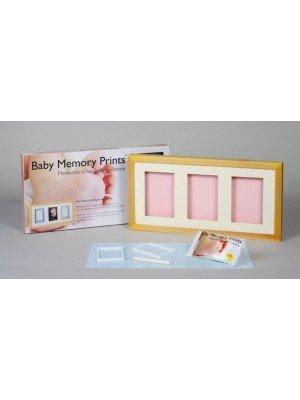 Baby MEMORY PRINT rėmelis ir antspaudas trio medžio BMP.052