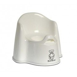 Babybjörn naktipuodis Potty Chair Snow White