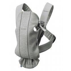 Babybjörn nešioklė Mini Light Grey 3D Jersey