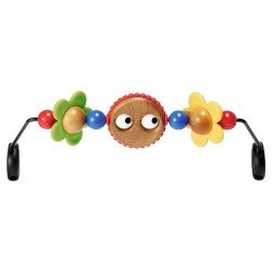 Babybjörn žaislas medinis gultukui Googly eyes