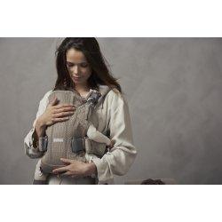 Babybjörn nešioklė One Air Greige Mesh