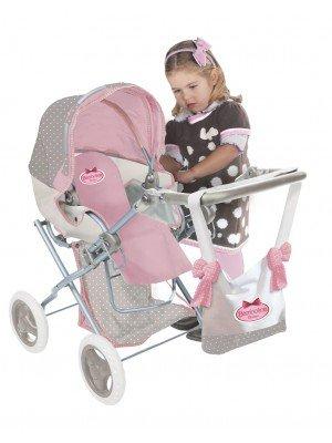 Boutique lėlių vežimėlis BD1608