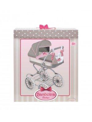 Boutique lėlių vežimėlis klasikinis BD1606