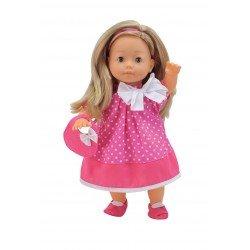 Kalbanti lėlė Molly (kalba dainuoja ir seka pasaką LT) cm. BD1306LT