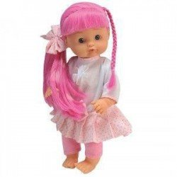Lėlė su plaukų aksesuarais Nena BD1361