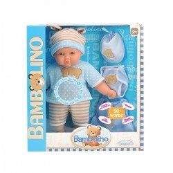 Bambolino kalbanti lėlė (RU žodžių) BD361RU