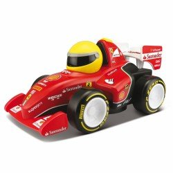 Bb JUNIOR automobilis Ferrari Drifters 16-81503