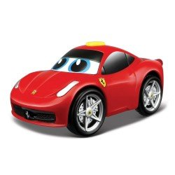 Bb JUNIOR automobilis Ferrari Touch & Go 16-81604