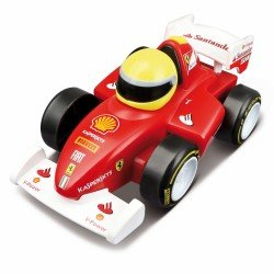 Bb JUNIOR automobilis Ferrari Touch & Go 16-81605