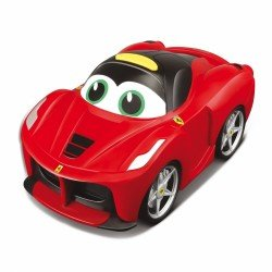 Bb JUNIOR automobilis Ferrari Touch & Go 16-81606