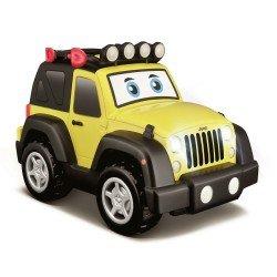 Bb JUNIOR automobilis Jeep Light & Sound 16-81201