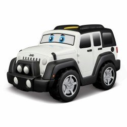Bb JUNIOR automobilis Jeep Touch & Go 16-81801