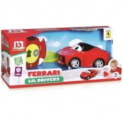 Bb JUNIOR valdomas automobilis Ferrari Lil Drivers 16-82002