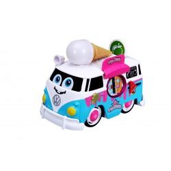 Bb JUNIOR žaislinis autobusiukas Volkswagen Magic Ice Cream Bus (LT LV EE) 16-88610