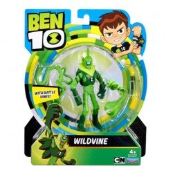 Ben10 figūrėlė Wildvine