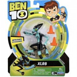 Ben10 figūrėlė XLR8