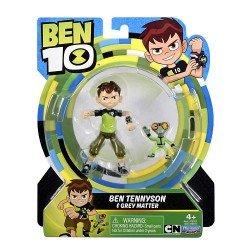 Ben10 figūrėlės Benas ir ateivis