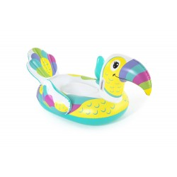 Bestway plaukimo ratas Toucan Ride-on 1.73m x 91cm