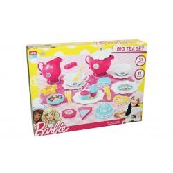 Bildo didelis arbatos rinkinys Barbie