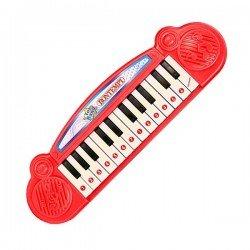 Pianinas klavišų