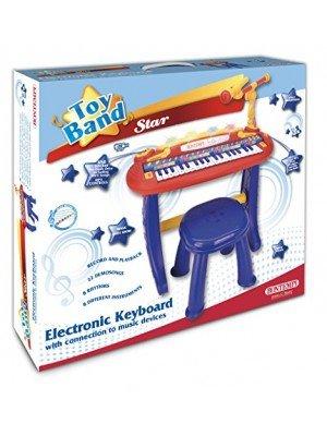 Pianinas elektroninis su stovu ir USB jungtimi