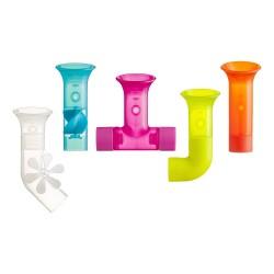 Vonios žaislai 5vnt. 12m+ Pipes B11088