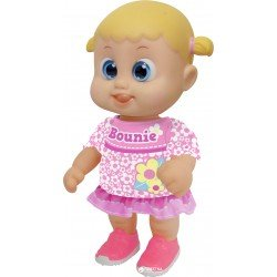 Bouncin BABIES lėlė Boni greitai vaikščioja 16cm