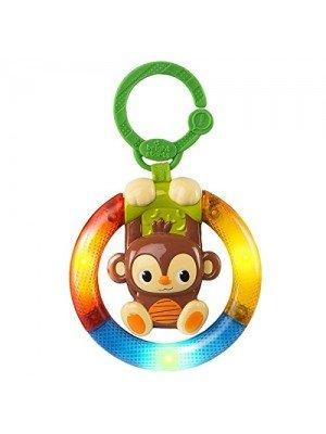 Bright STARTS barškutis beždžionėlė
