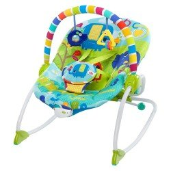 Bright STARTS gultukas Sunchine Rocker