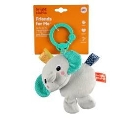 Bright STARTS pakabinamas žaislas Elephant