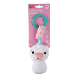 Bright STARTS pakabinamas žaislas Unicorn