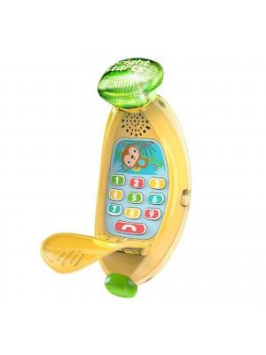 Bright STARTS veiklos žaislas Banana Ring & Sing