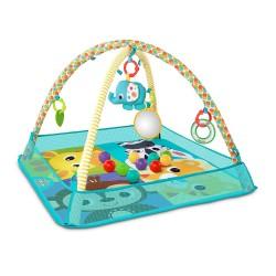 Bright STARTS žaidimų kilimėlis More-In-One Ball Pit Fun 11154-2
