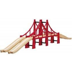 Brio dvigubai sukabintas tiltas