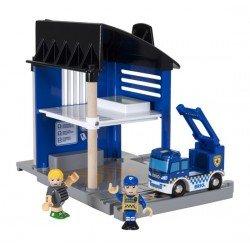 Brio policijos autobusiukas